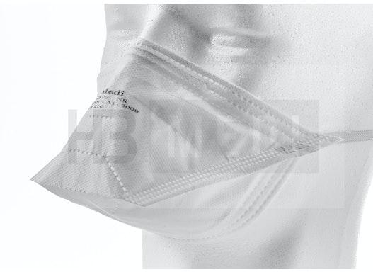 HB2 FFP2 Maske NR Partikelfilter-Halbmaske
