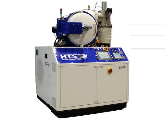HT-S1 Hochleistungs-Vakuumofen zur Wärmebehandlung nach dem 3D Metalldruck (nach der additiven Fertigung).