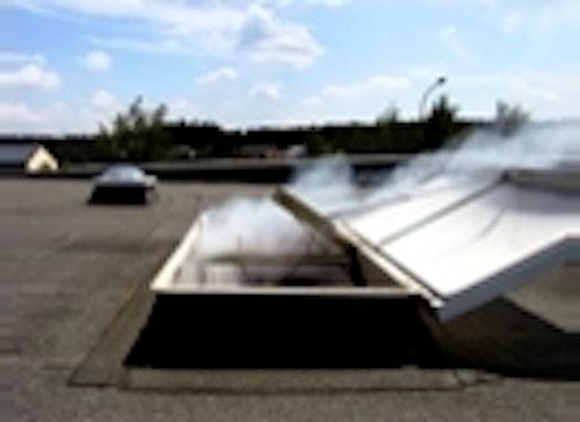 NRWG Natürliches Rauch- Wärmeabzugsgerät