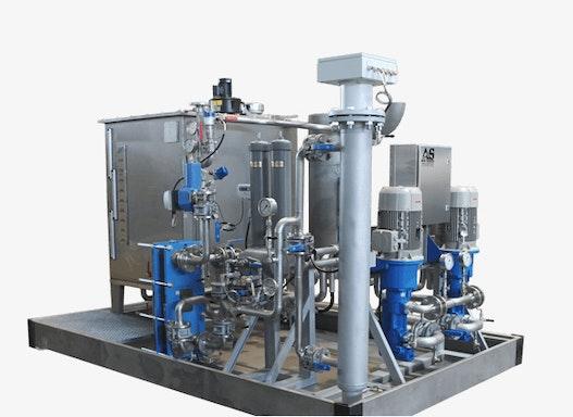 Öl-Umlaufschmieranlage Lubriflex®