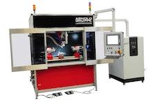 Präzisions-Glasdrehmaschine P1040 Laser