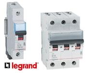 legrand Leitungsschutzschalter TX³ 6 kA (1-polig / 3-polig) 1A - 63A Bemessungsstrom