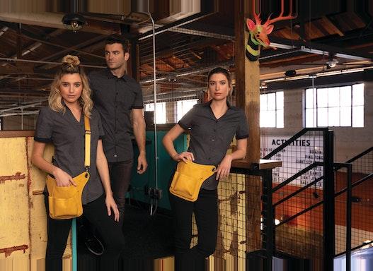 Chef Works®  Gastronomie-Hotel Bekleidung - New Urban Collection - Blusen, Hemden, Shirts, Schürzen, Vorbinder
