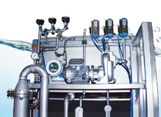 Ultrafiltrationsanlagen