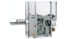 Vollautomatische Falteinschlagmaschine ME
