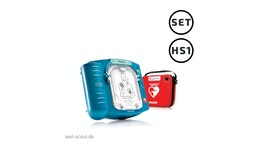 Philips AED HS1 + Tasche Slim