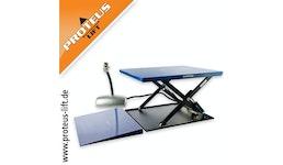 Scherenhubtisch Hubtisch Palettenhubtisch Tischwagen Hubtische in verschiedenen Höhen und Tragfähigkeiten