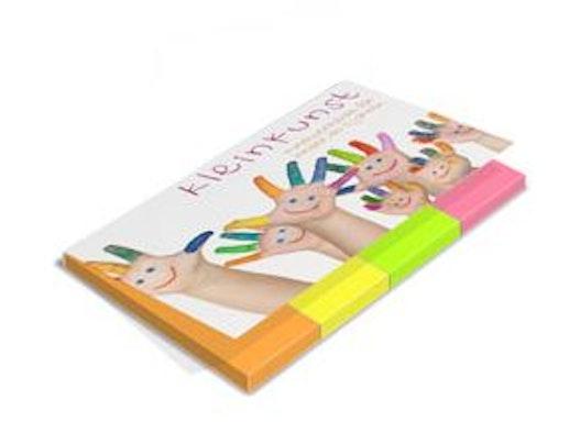 Pagemarker Brillant-Papier im Umschlag