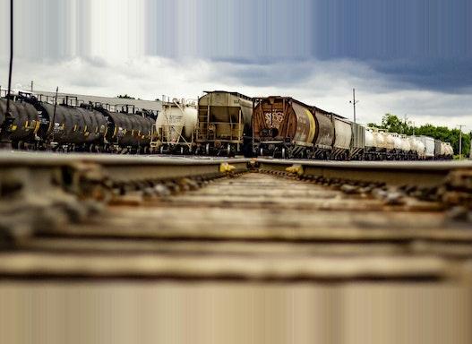 Bahnfracht