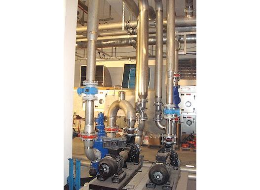 Industrierohrleitungsbau