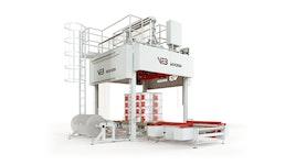 Bocedi Stretch Hood machines FB1000 XL