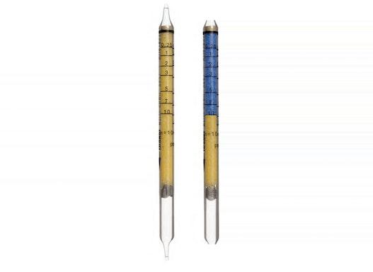 Dräger Prüfröhrchen - Hydrazin 0,25/a  0,25 bis 10 ppm / 0,1 bis 5 ppm - Dräger-Röhrchen