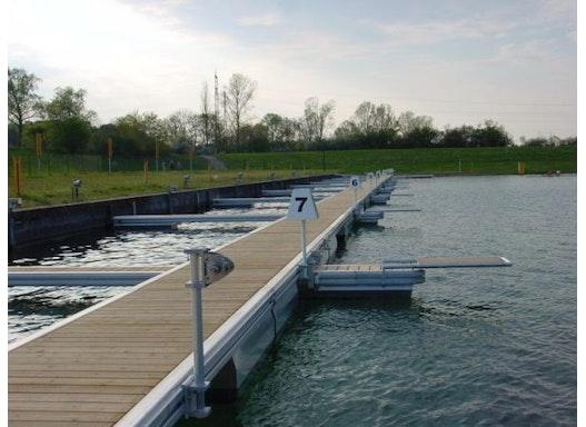 Schwimmstegsysteme