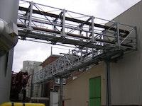 Stahlbau-Konstruktionen und Schweißtechnik für Architektur und Anlagenbau