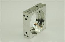 CNC-Fräsarbeit
