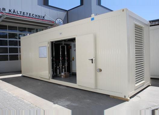 Containerkühlanlagen