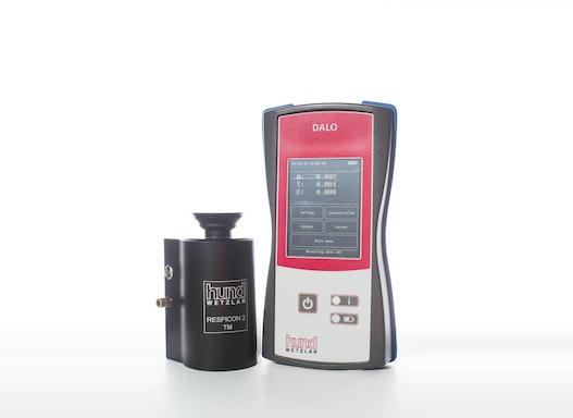 Staubsammel- und Messgerät Respicon 2 TM
