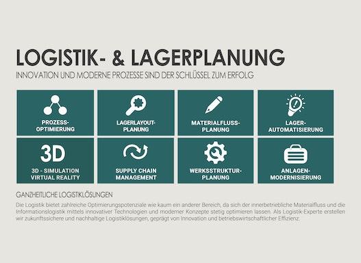 Logistik- und Lagerplanung