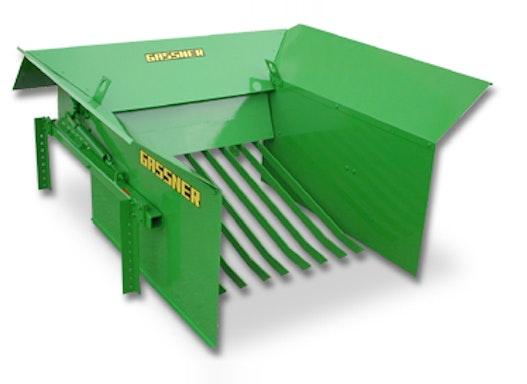 Maschine zur Abfallverarbeitung SPLITTER