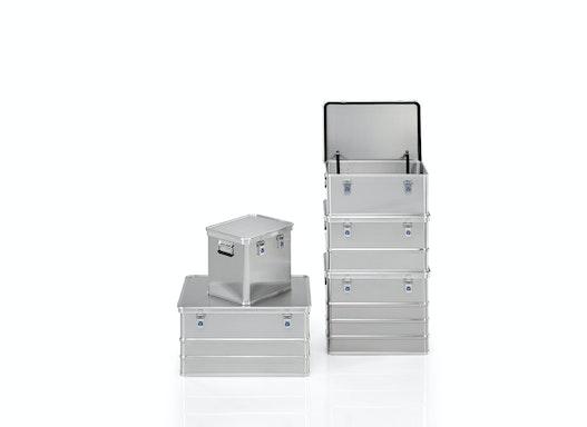 Gmöhling Transportkisten G®-premium BOX A 1569 aus Aluminium