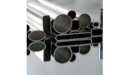 Geschweißte Aluminiumrohre