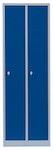 Spind 300 mm pro Abteil mit zwei Türen (RAL 5010)