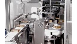 SERIE 800 - Automaten zum Formen und Einwickeln von Würfeln