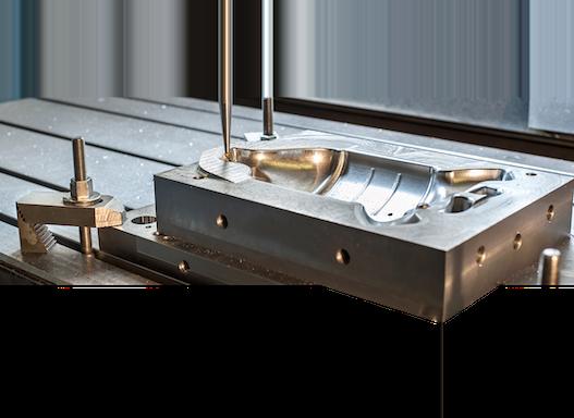 Bridgeport Fräsmaschine mit 3-Achs Digitalanzeige