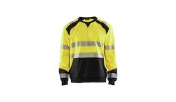 BLAKLADER 3541 High Vis Sweatshirt