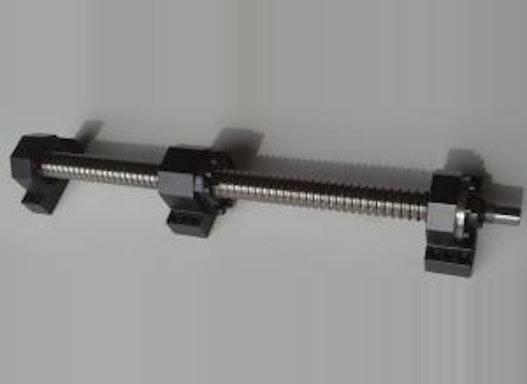 Kugelgewindetriebe und Vorschublager