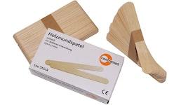 Holzmundspatel, unsteril zur äußeren Anwendung ca 1,7x15cm