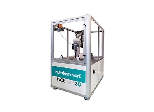 3D-Drahtlegesystem WCEvario3D