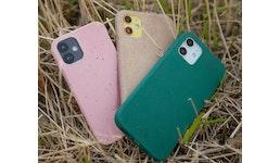 Nachhaltige iPhone Handyhüllen mit lokalen Abfallstoffen - made in Germany