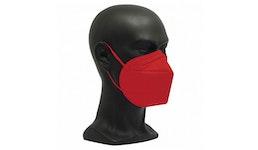 FFP2 Maske Rot