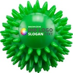 Igelball Massageball grün bedruckbar