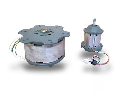 Zentrifugenmotoren