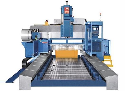 Portalfräsmaschine verfahrbar KRAFT HDT-18|HDT-21|HDT-24 №1124-98125