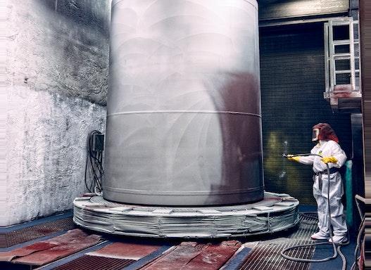 Strahlen & Lackieren von Stahl
