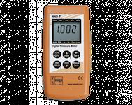 Differenzdruck-Handmessgeräte für 2 externe Sensoren HND-P215
