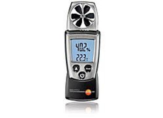 Testo 410-1  Strömungsmessgerät