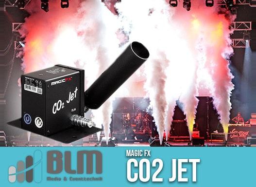 CO2 Jet   Spezialeffekt für Veranstaltungen