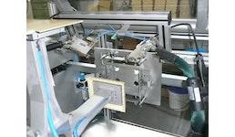 Tray- & Schachtelaufrichterautomat Serie SOA 1060 Somatech