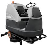 Aufsitz-Bodenschrubbmaschine BS1122000B mit Fahrantrieb