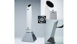 Bamatek mobiles Virobuster Luftentkeimungsgerät St450P