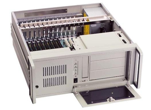 Industrie PC mit ISA für Windows 98SE, NT4.0, 2000, XP, Dos - IPC424-3ISA-PM