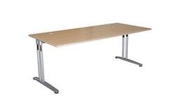 Schreibtisch, Fortschritt, rotbuche, gebraucht