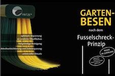 Gartenbesen | Spezial-Besen nach dem Fusselschreck® -Prinzip