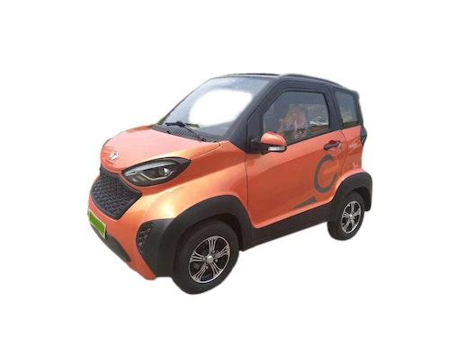 Elektro Kabinenfahrzeug 25km/h Mini viersitzer Auto