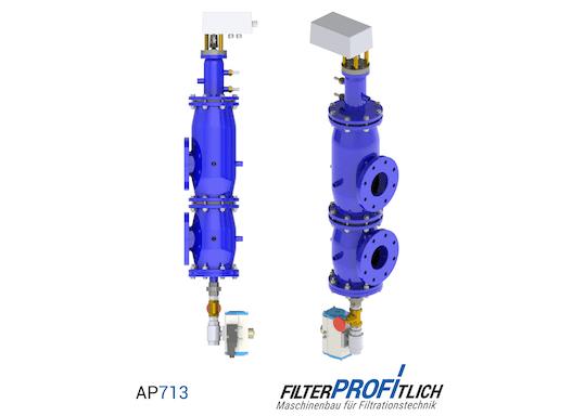 aquaProfi 713 (bis 50m³/h)