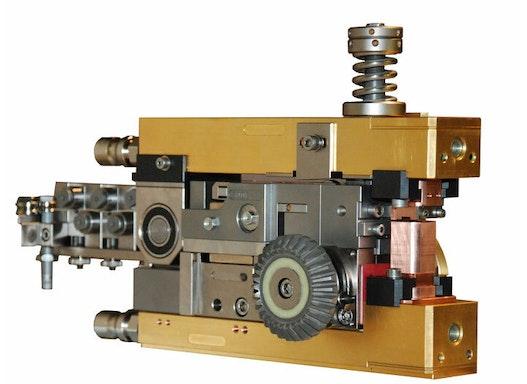 Runddraht und Profilbänder schweißen - HSG-500-E